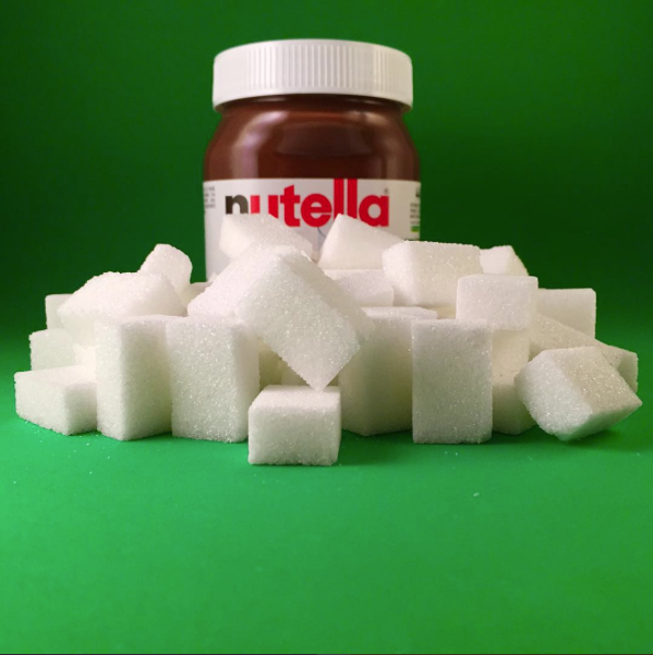 Nutella by dealer de sucre