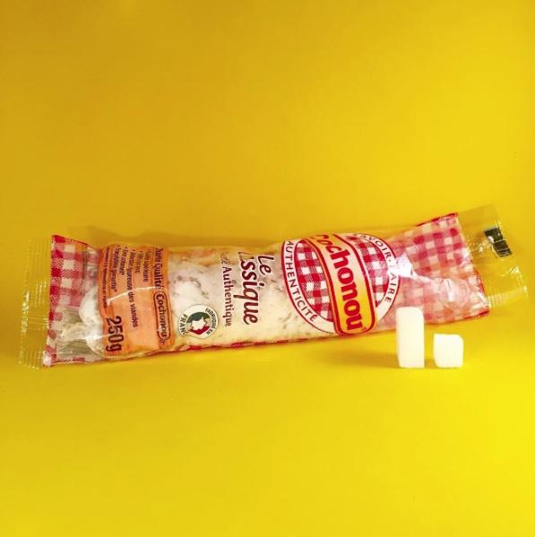 Sauccison by dealer de sucre